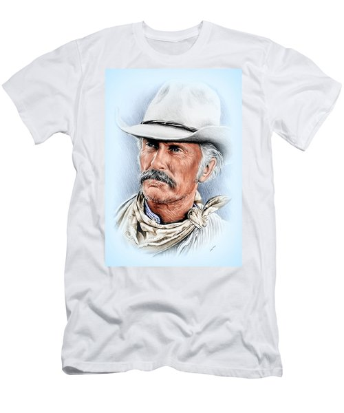 Robert Duvall As Gus Mccrae Men's T-Shirt (Athletic Fit)