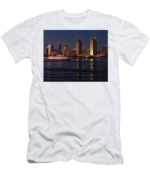 Robert Test Men's T-Shirt (Athletic Fit)