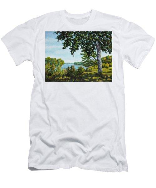 Rock Cut Men's T-Shirt (Athletic Fit)