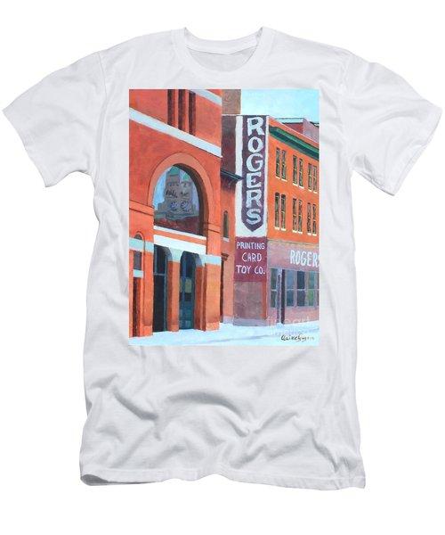 Rogers Men's T-Shirt (Athletic Fit)