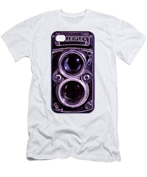 Eye Rolleiflex Euphoria Men's T-Shirt (Slim Fit) by Joseph Mosley
