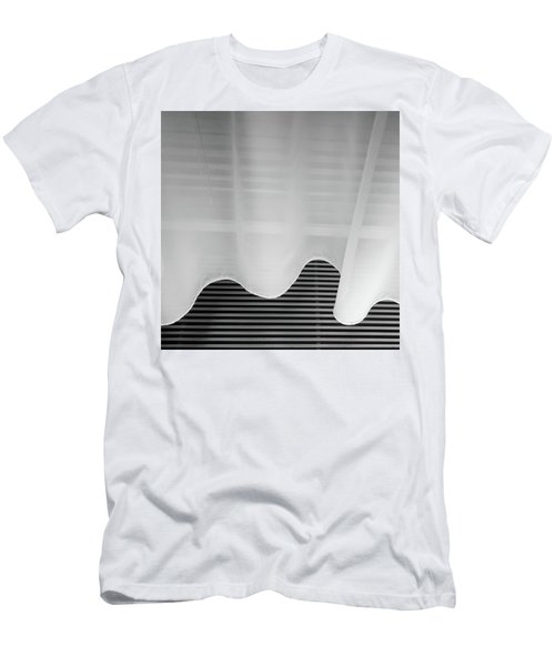 Men's T-Shirt (Athletic Fit) featuring the photograph Room 515 by Eric Lake