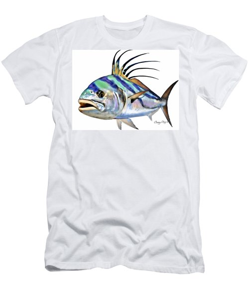 Roosterfish Digital Men's T-Shirt (Athletic Fit)
