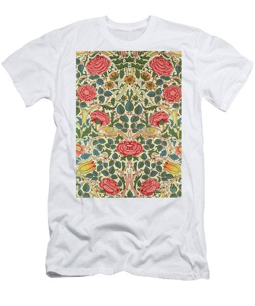 Rose Men's T-Shirt (Athletic Fit)
