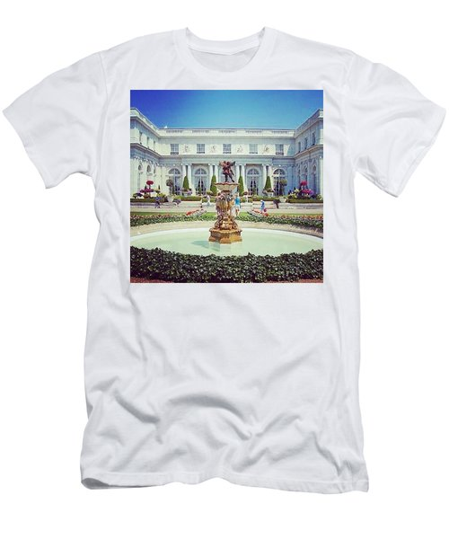 A Luxurious Afternoon  Men's T-Shirt (Athletic Fit)