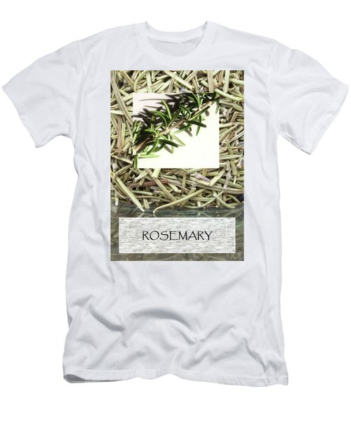Rosemary Men's T-Shirt (Athletic Fit)