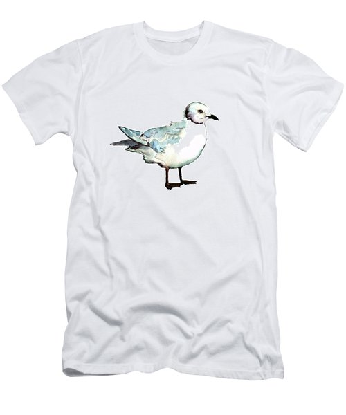 Ross's Gull Men's T-Shirt (Athletic Fit)