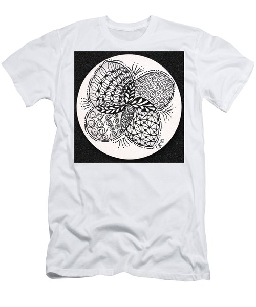 Round And Round Men's T-Shirt (Athletic Fit)