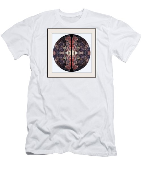 Round One Men's T-Shirt (Slim Fit) by Jack Dillhunt