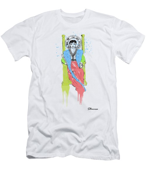 Royalty Watercolor 1 Men's T-Shirt (Athletic Fit)