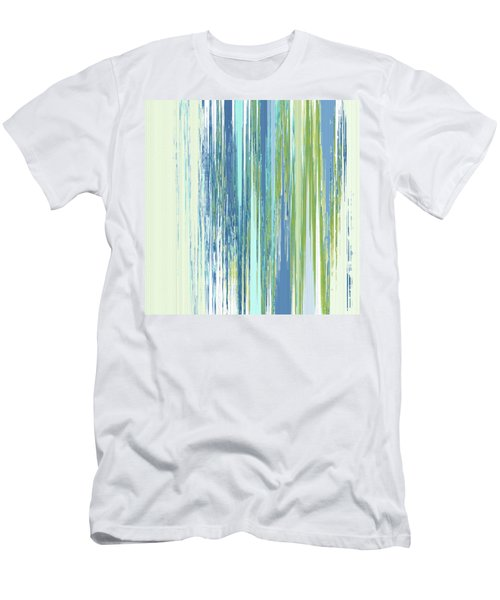 Rainy Street Men's T-Shirt (Athletic Fit)