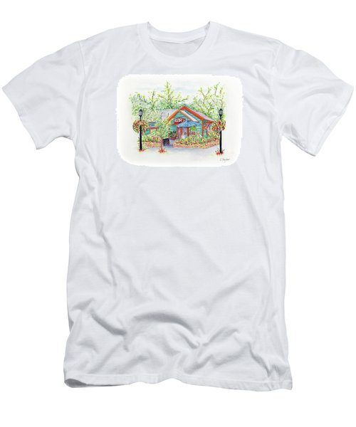 Ruby's Men's T-Shirt (Athletic Fit)
