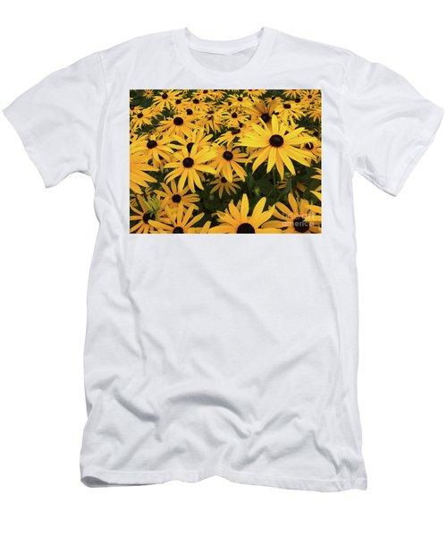 Rudbeckia Fulgida Goldsturm Men's T-Shirt (Athletic Fit)