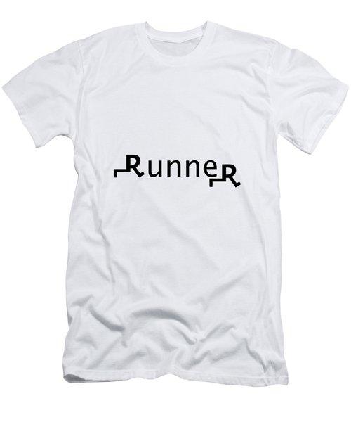 Runner Men's T-Shirt (Athletic Fit)