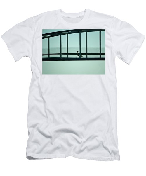 Running On Air Men's T-Shirt (Athletic Fit)