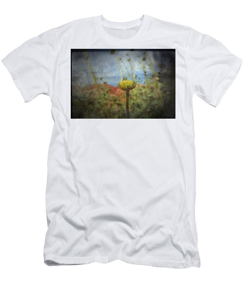 Men's T-Shirt (Slim Fit) featuring the photograph Runt  by Mark Ross