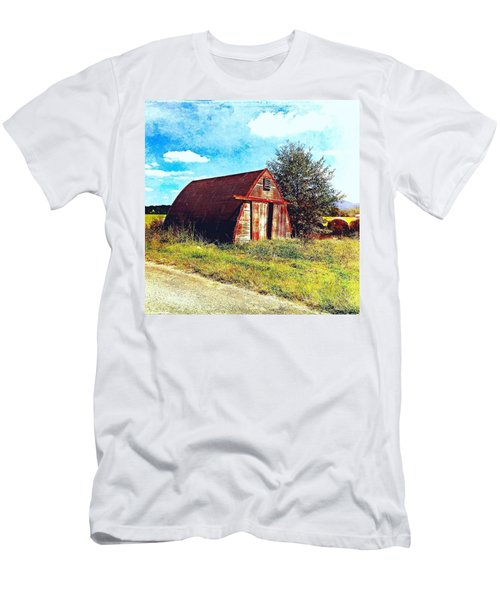 Rusted Shed, Lazy Afternoon Men's T-Shirt (Athletic Fit)