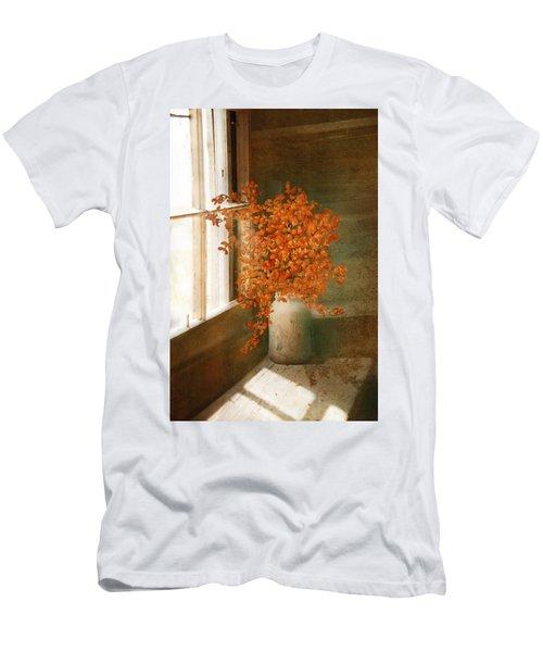 Rustic Bouquet Men's T-Shirt (Athletic Fit)