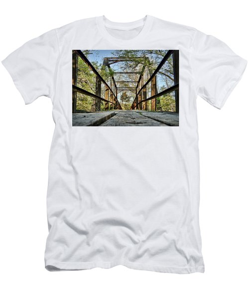 Englewood Bridge Men's T-Shirt (Athletic Fit)