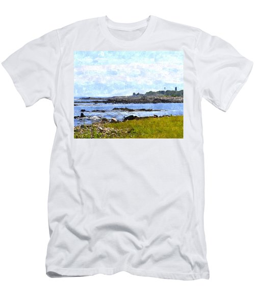 Rye Harbor Rhwc Men's T-Shirt (Athletic Fit)