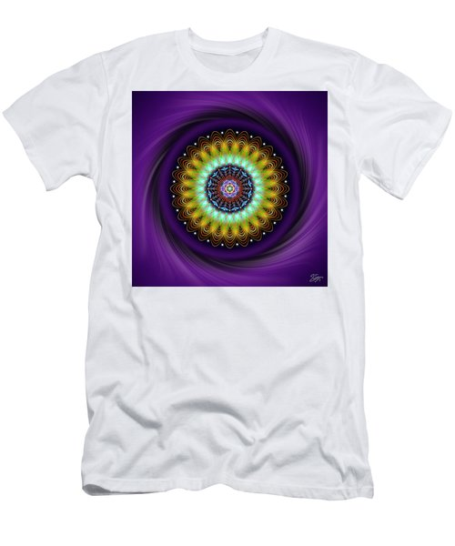 Sacred Geometry 710 Men's T-Shirt (Athletic Fit)