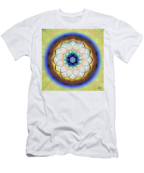 Sacred Geometry 723 Men's T-Shirt (Athletic Fit)