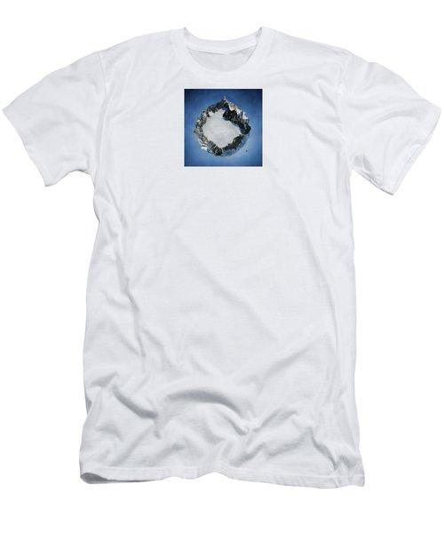 Sacred Planet - Dente Del Gigante - Italy Men's T-Shirt (Athletic Fit)