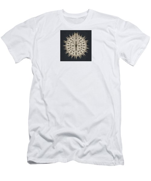 Sacred Planet - Duomo - Milano- Italy Men's T-Shirt (Athletic Fit)