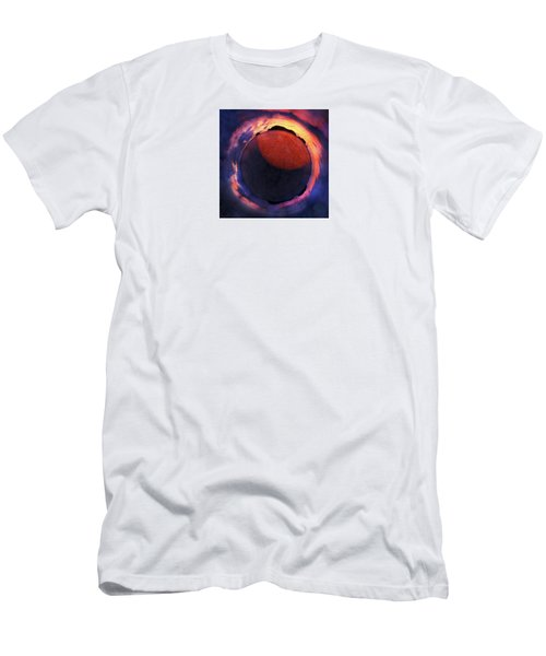 Sacred Planet - Sunset - New Zealand Men's T-Shirt (Athletic Fit)