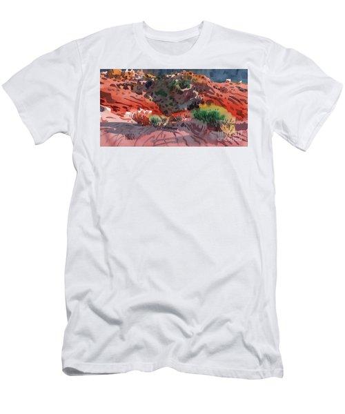 Sagebrush Men's T-Shirt (Athletic Fit)