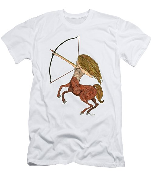 Sagittarius Men's T-Shirt (Athletic Fit)