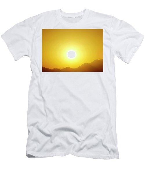 Sahara Sunset 2 Men's T-Shirt (Athletic Fit)