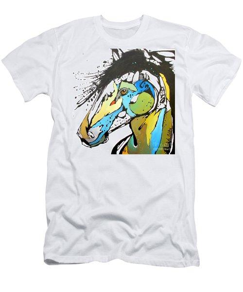 Sallie Men's T-Shirt (Athletic Fit)