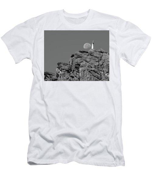 Salutation Men's T-Shirt (Athletic Fit)