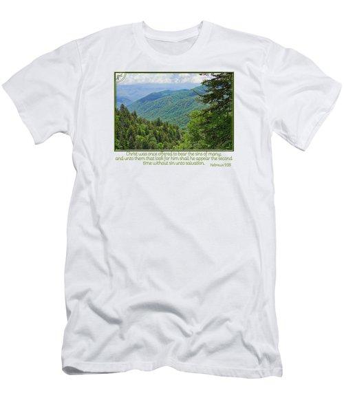 Salvation Eternal Men's T-Shirt (Slim Fit) by Larry Bishop