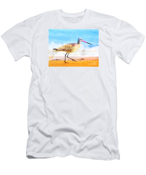 Sand Between My Toes ... Men's T-Shirt (Slim Fit) by Chris Armytage