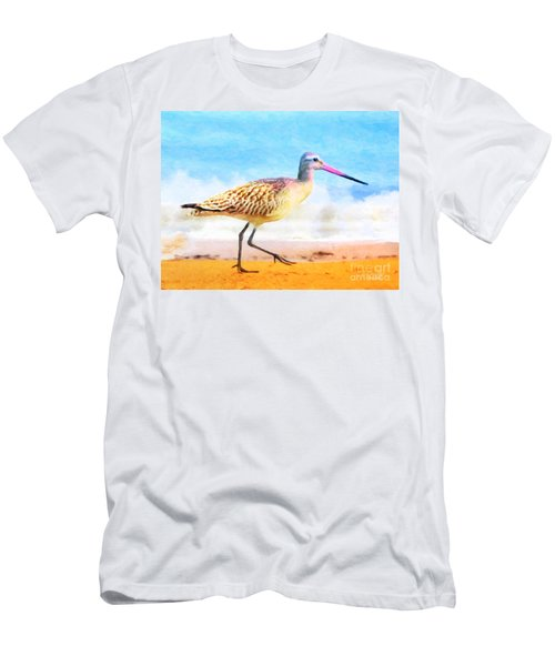 Sand Between My Toes ... Men's T-Shirt (Athletic Fit)