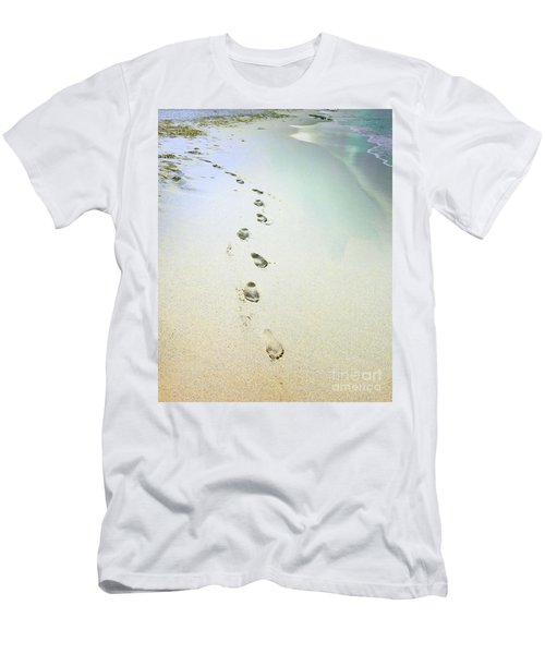 Sand Between My Toes Men's T-Shirt (Athletic Fit)