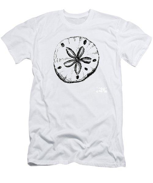 Sand Dollar Men's T-Shirt (Athletic Fit)