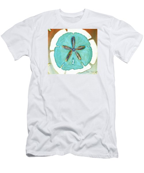 Sand Dollar Star Attraction Men's T-Shirt (Athletic Fit)