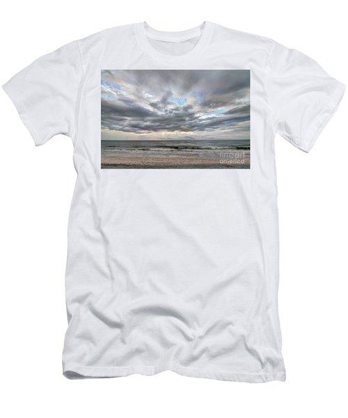Sanibel Island Seashells Men's T-Shirt (Athletic Fit)