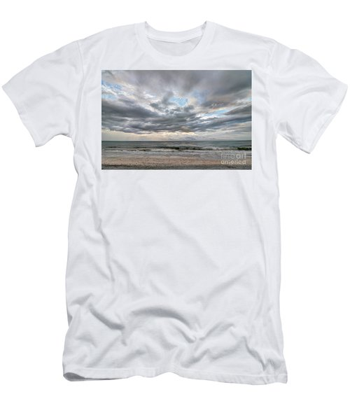 Sanibel Island Seashells Men's T-Shirt (Athletic Fit)