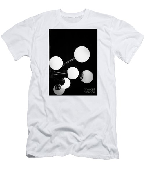 Satellite Moons Men's T-Shirt (Athletic Fit)