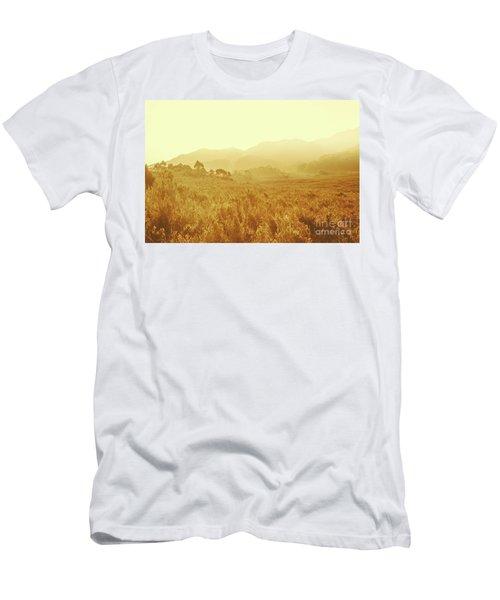Savannah Esque Men's T-Shirt (Athletic Fit)