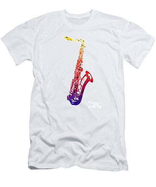 Sax Men's T-Shirt (Athletic Fit)
