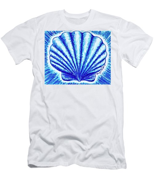 Scallop Men's T-Shirt (Athletic Fit)