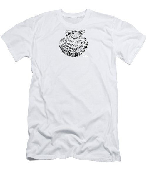 Scallop Men's T-Shirt (Athletic Fit)