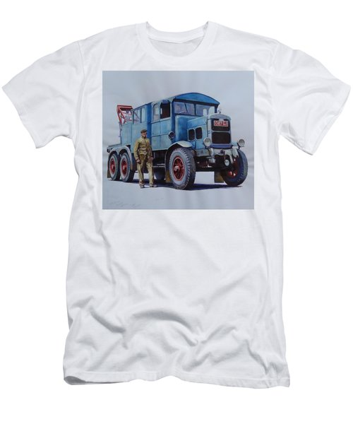 Scammell Wrecker. Men's T-Shirt (Athletic Fit)