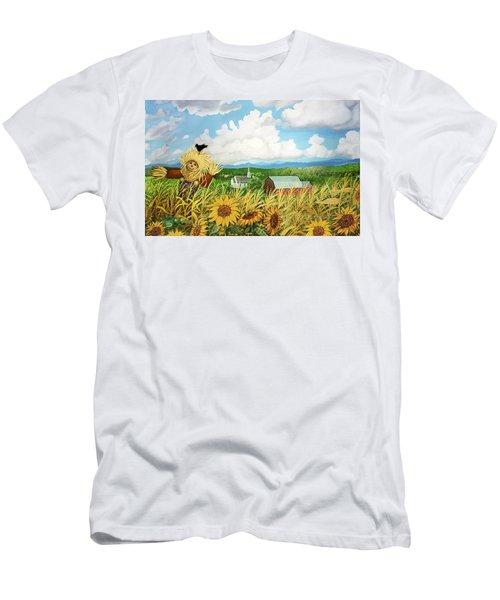 Scarecrow Farm Men's T-Shirt (Athletic Fit)