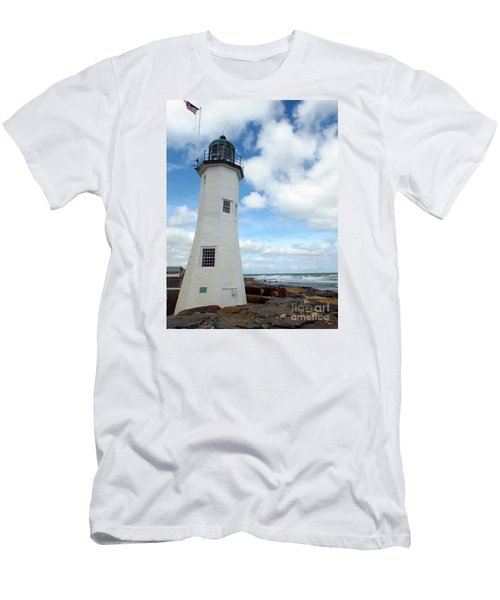 Scituate Light Men's T-Shirt (Athletic Fit)